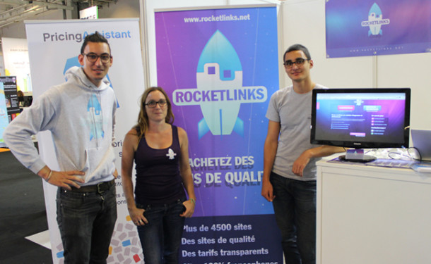 L'équipe de Rocketlinks