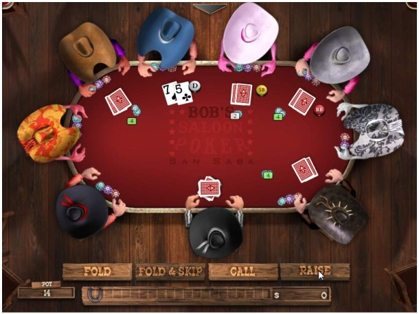 Governor of Poker (jeu poker gratuit)