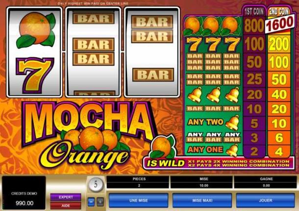 Jeu de casino gratuit en ligne