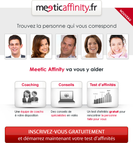 Site de rencontre meetic affinity