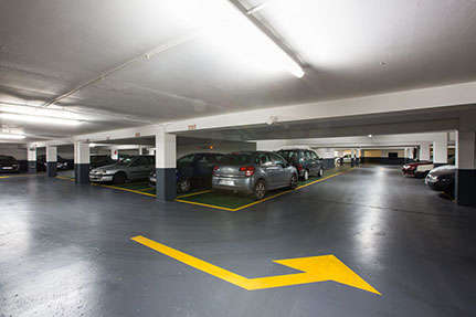 Parking Pyrénées Du Clos