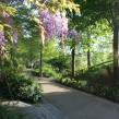 Parc dans le 20ème arrondissement de Paris