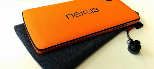 nexus 5x orange