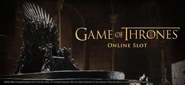 Games of Thrones Royal Vegas