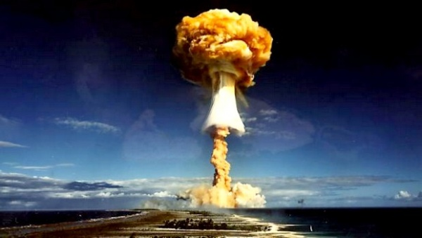 BOMBE THERM NUCLEAIRE