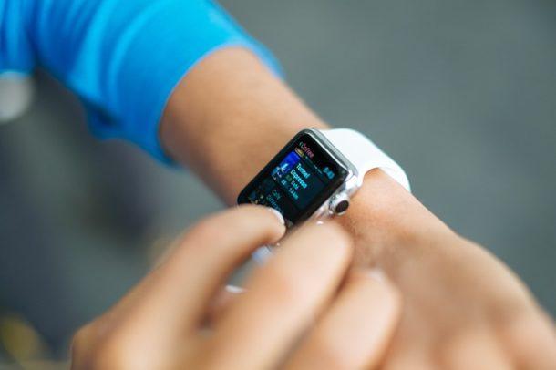 cadeau high tech montre connectée