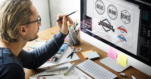 créer logo shopify