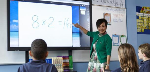 Un apprentissage interactif avec Classroom