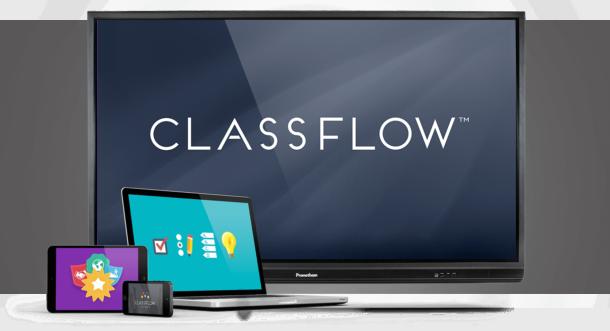 Une présentation optimale avec Classflow