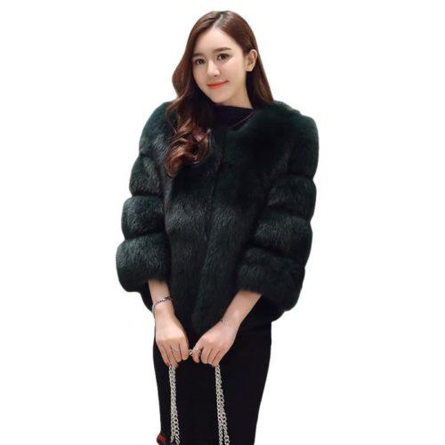 les manteaux de fourrure ou des vestes