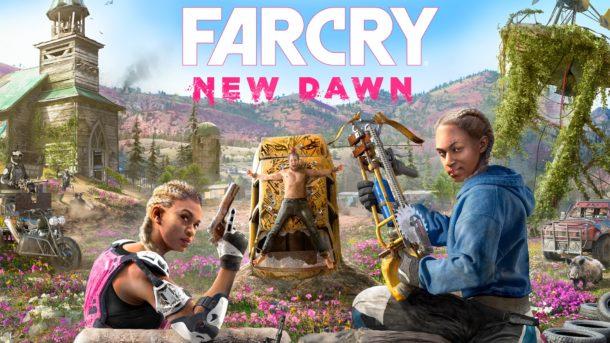 Far cry 5 : new dawn
