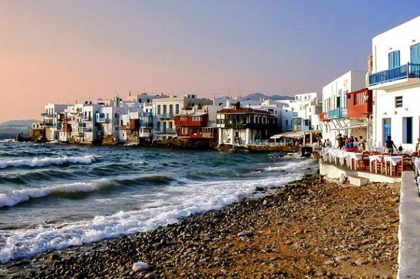 bons plans pour partir moins cher à Mykonos