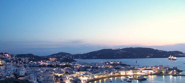 partir moins cher à Mykonos