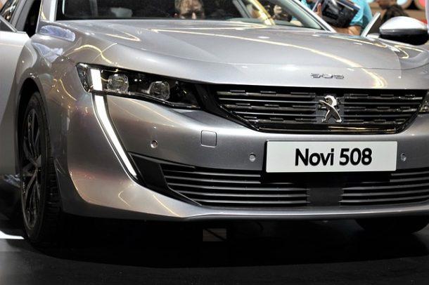 Peugeot Novi 508