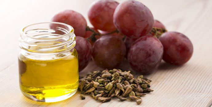 L'huile de pépin de raisin