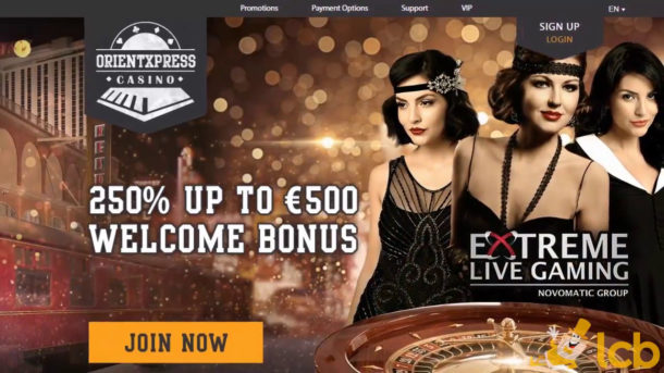 casino OrientXpress