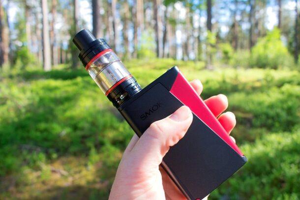 E-liquide - cigarette électronique