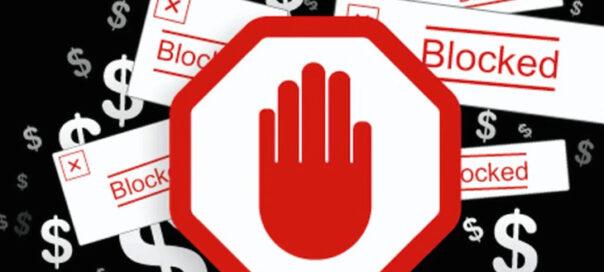 bloquer les trackers et les publicités